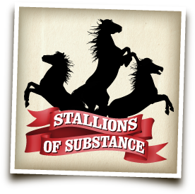 Stallions of Substance Logo